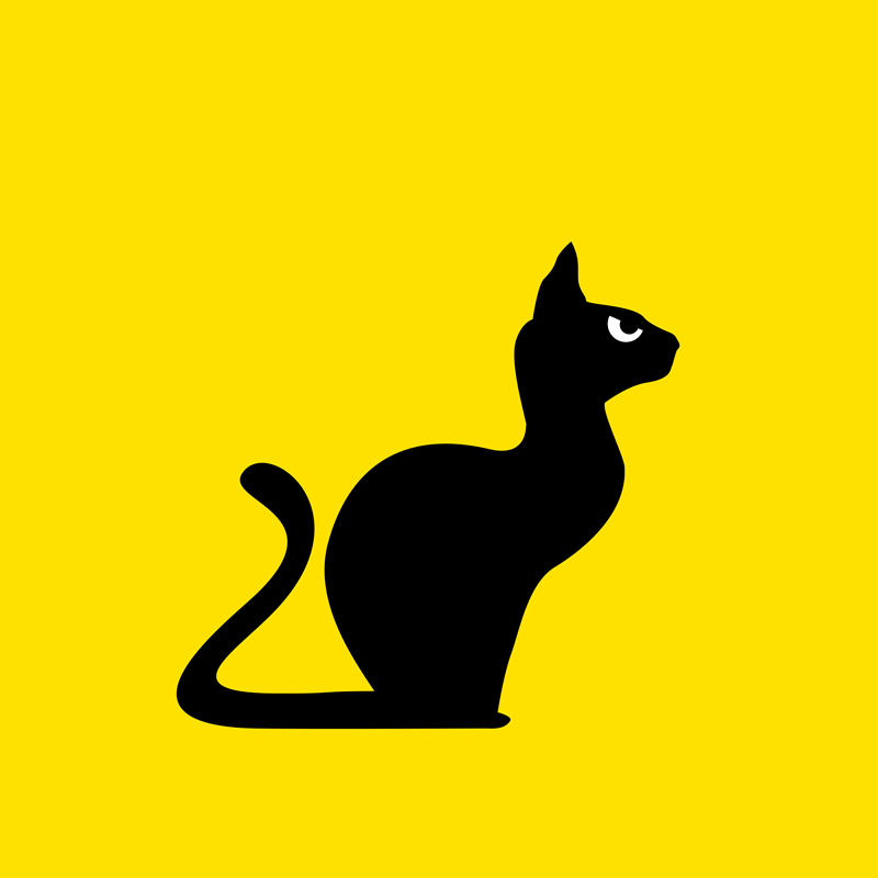Angry Animals: Cat by VrijFormaat