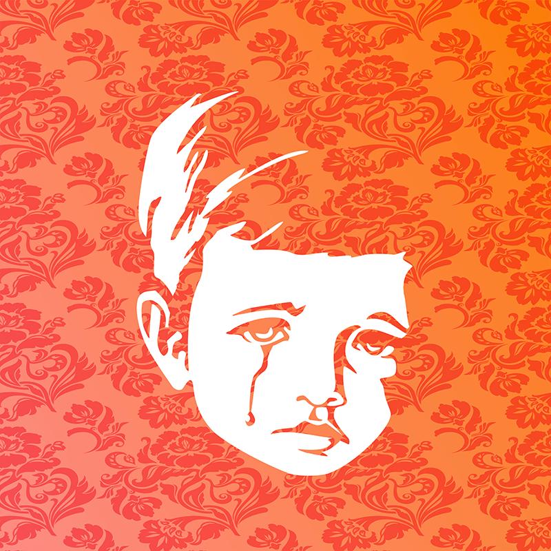 Face - Crying gypsy boy