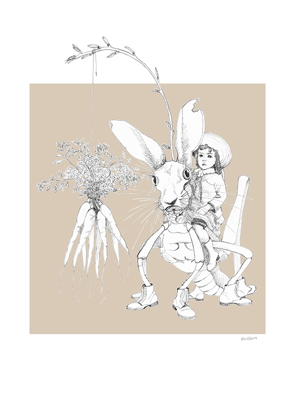 Weird & Wonderful: Harehopper