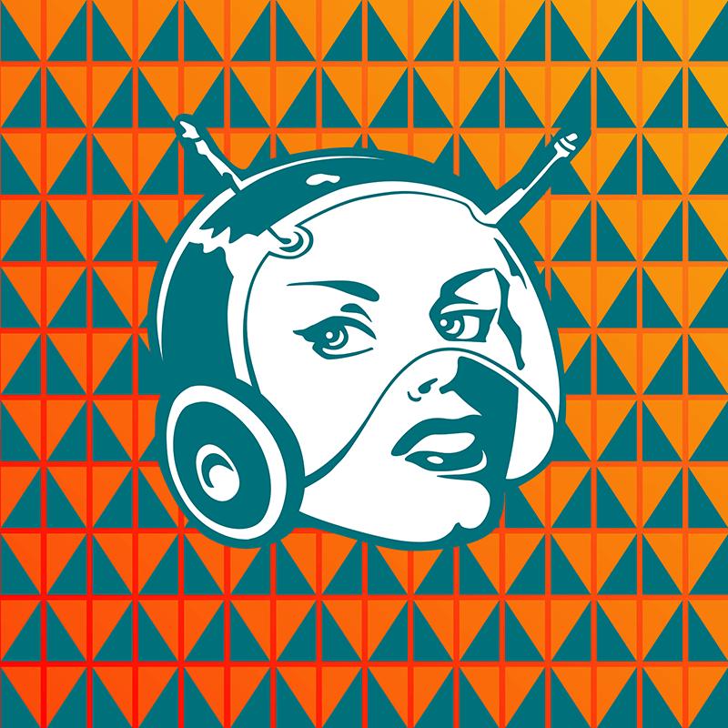 Faces - Scifi Lady
