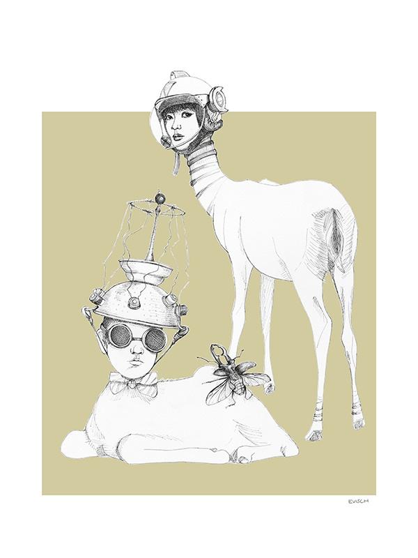 Weird & Wonderful: Space Deer