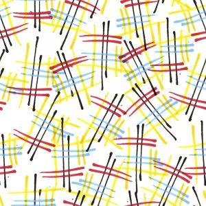 Drawn & stamped patterns
