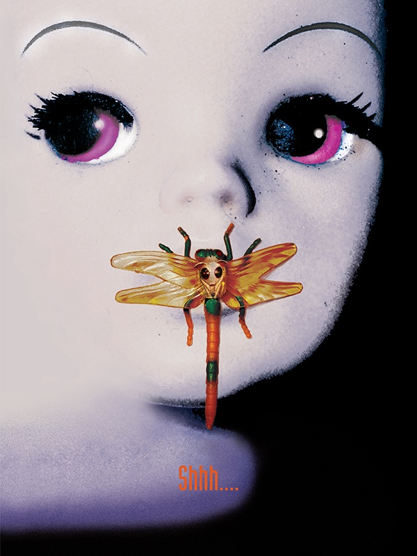 sssst, silence of the lambs, cindy doll, spoof