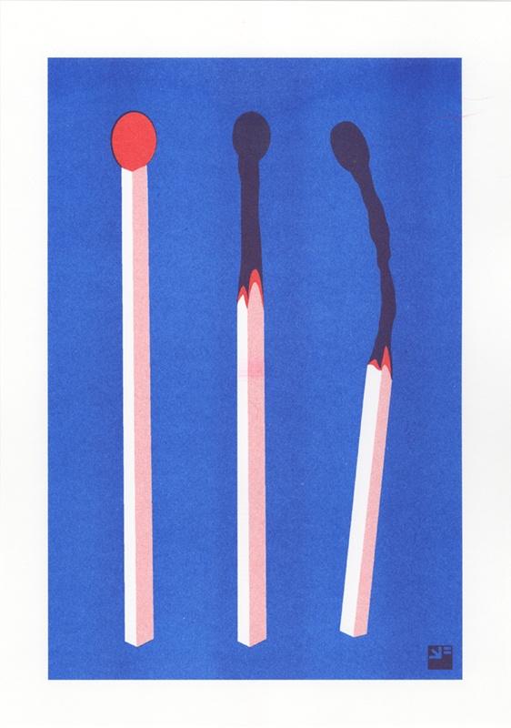 riso Matches © VrijFormaat