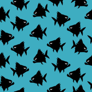 Angry Animals patterns