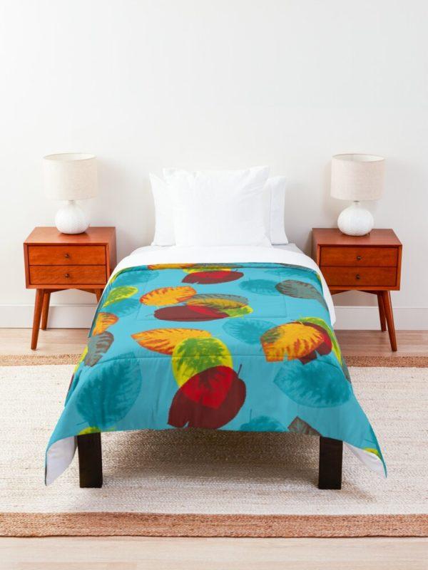Comforter bij Redbubble met ontwerp van VrijFormaat