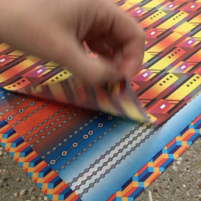 textielontwerp / textile desing by VrijFormaat