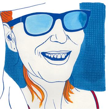 Esther - illustratie