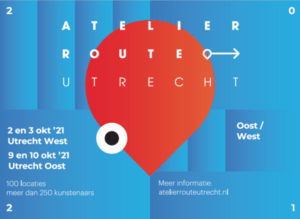 Read more about the article Visit VrijFormaat during the Atelieroute Utrecht 2021